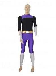 Custom Spandex Powerful Superhero Costume