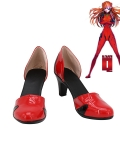 Asuka 3.0 Cosplay Shoes Asuka Shikinami Langley Evangelion Cosplay Shoes