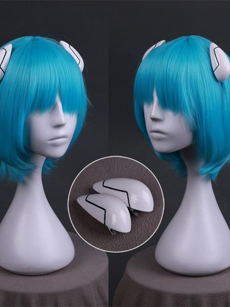 Rebuild of Evangelion Ayanami Rei Cosplay Hairpin