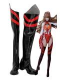 EVA Asuka Evangelion Cosplay Boots