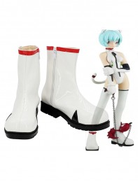 EVA Rei Ayanami Cosplay Boots