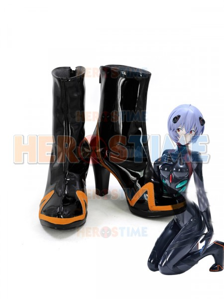 Rei Ayanami Neon Genesis Evangelion Cosplay Boots