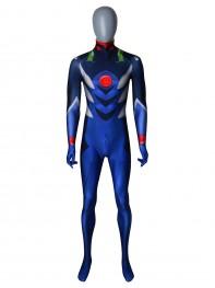 Shinji 3.0 Cosplay Costume Shinji Ikari Evangelion Spandex Suit