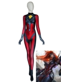 Gun Goddess Miss Fortune Cosplay Suit League of Legends Cosplay Costume