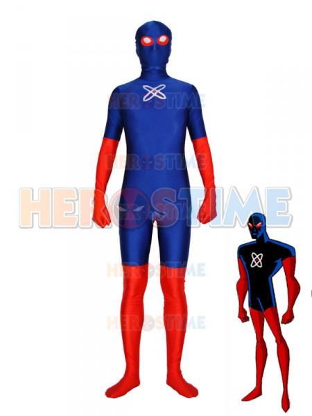 DC Comics Micron Spandex Superhero Costume
