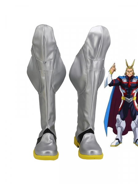 My Hero Academia All Might Cosplay Boots
