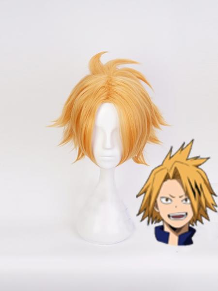 My Hero Academia Kaminari Denki Cosplay Wig