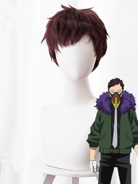 My Hero Academia Overhaul Cosplay Wig