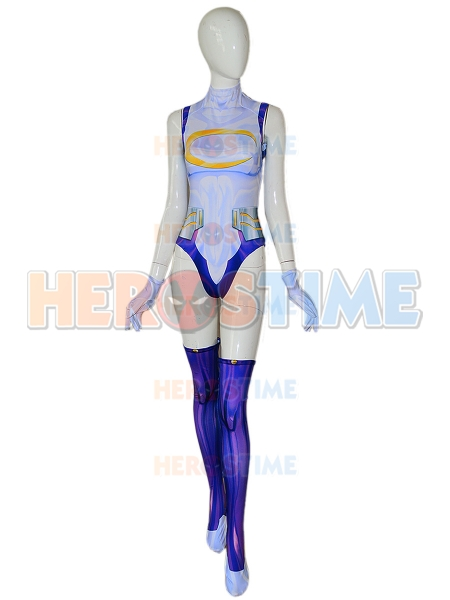 Rumi Usagiyama My Hero Academia Printing Cosplay Costume