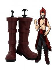 My Hero Academia Eijirō Kirishima Cosplay Boots