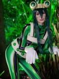 Froppy Costume Boku no Hero Academia Tsuyu Asui Costume