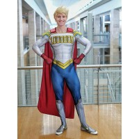 Lemillion Cosplay Costume My Hero Academia Mirio Togata Suit