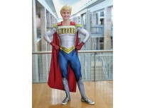 Lemillion Cosplay Costume My Hero Academia Mirio Togata Printing Spandex Suit
