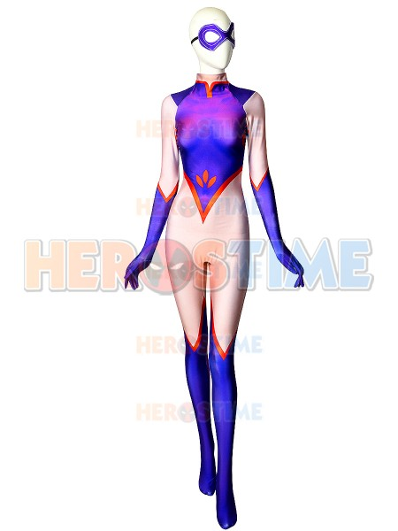 MT Lady Mount Lady My Hero Academia Cosplay Costume