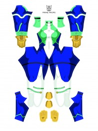 Nejire Hadou Suit My Hero Academia Printing Cosplay Costume