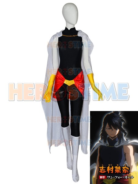 My Hero Academia Shimura Nana Cosplay Costume