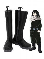 My Hero Academia Shota Aizawa Cosplay Boots