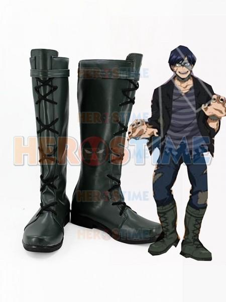 My Hero Academia Tenya Iida Cosplay Boots