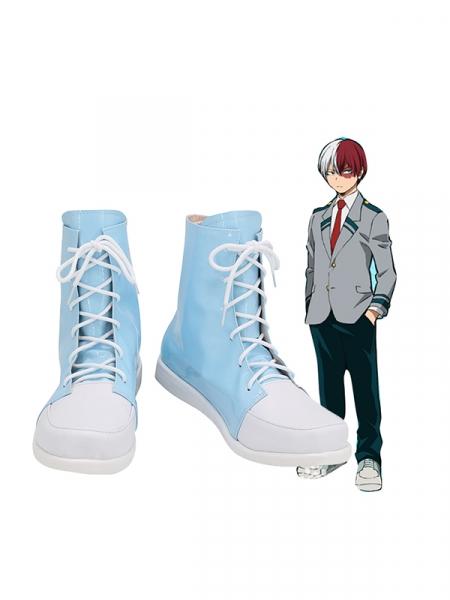 My Hero Academia Todoroki Shoto Boots
