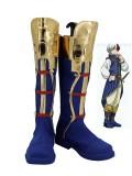 My Hero Academia Todoroki Shoto Cosplay Boots