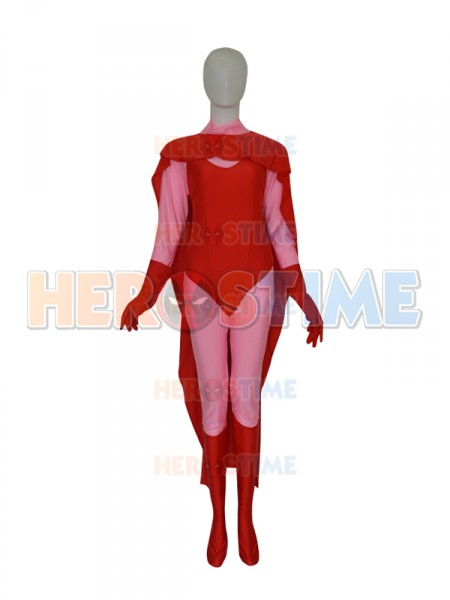 Scarlet Witch Female Super Villain Costume