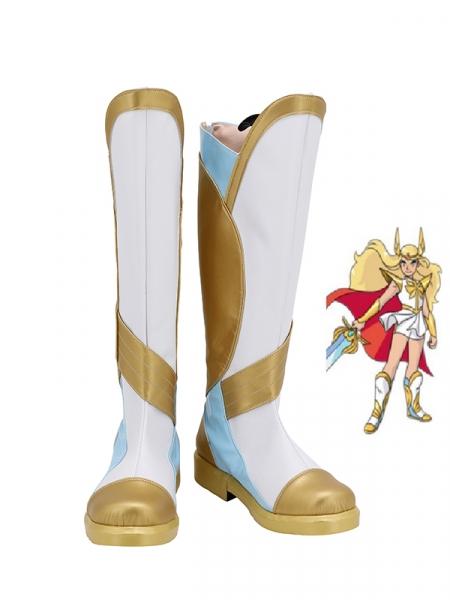 She-Ra Princess of Power Princess Adora Cosplay Boots