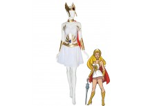 She-Ra Costume She-Ra Princess of Power Halloween Cosplay Costume