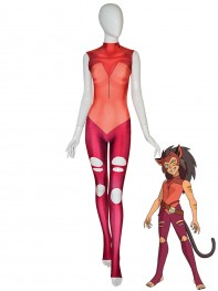 Catra Suit She-Ra Princess of Power Halloween Cosplay Costume