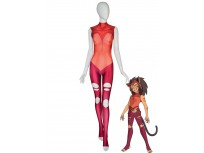 Catra Suit She-Ra Princess of Power Halloween Cosplay Costume