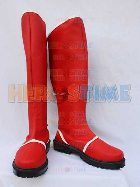 The Greatest American Hero Cosplay PU Boots