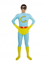 Saturday Night Live Gary Spandex Superhero Costume