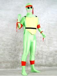 Teenage Mutant Ninja Turtles Spandex Superhero Costume