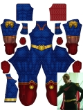 The Homelander Costume The Boys Adult Kids Halloween Costume