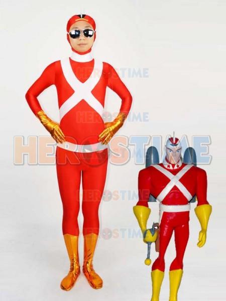 DC Comics Adam Strange Spandex Superhero Costume