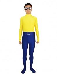 Alias the Spider Spandex Superhero Costume