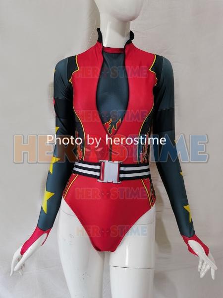Harley Quinn Costume Birds of Prey Roller Version