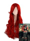 DC Comics Batwoman Cosplay Wig