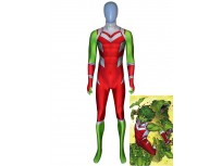 Beast Boy Teen Titans DC Comics Printing Cosplay Costume