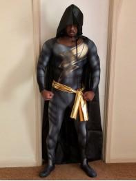 Black Adam Injustice 2 Version Cosplay Costume