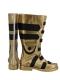 Black Adam Injustice 2 Cosplay Boots