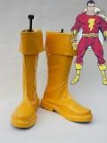 DC Comics Shazam Cosplay Boots