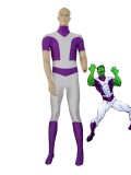 DC Comics Beast Boy Custom Superhero Costume