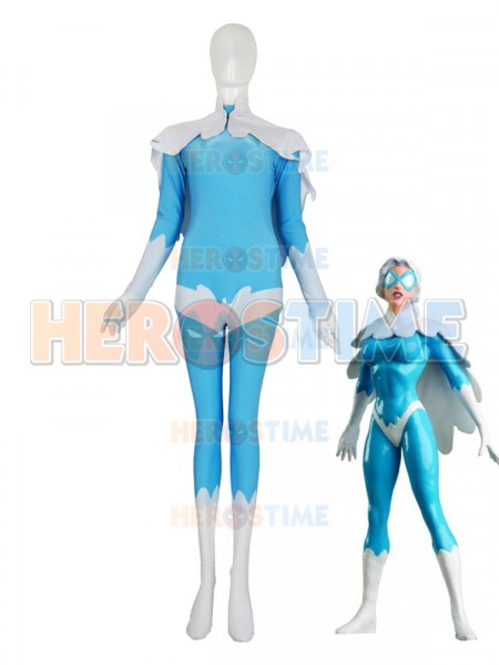 DC Comics Hawk And Dove Spandex Female Dove Superheroes Costume