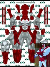 Superhero Cosplay Titans Hawk Hall Costume Hawk and Dove Costume
