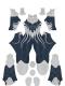Dove Costume Titans Hawk and Dove Cosplay Dove Female Muscle