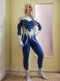 Dove Costume Titans Hawk and Dove Cosplay Dove Female Muscle
