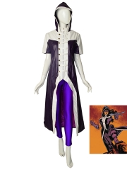Huntress Costume Birds of Prey Cosplay Helena Bertinelli Suit