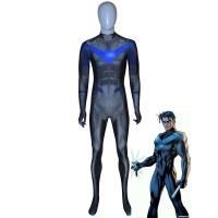Nightwing DC Comics 3D Printing Superhero Costume