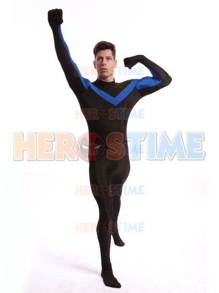 DC Comics Nightwing Superhero Costume
