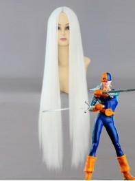 DC Comics Rose Wilson Ravager White Superhero Wig